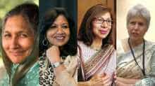 Indian women in the forbes list