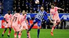 Alaves' Borja Baston