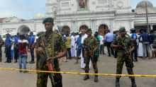Sri Lanka security force