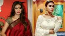 File images of Nusrat Jahan and Mimi Chakraborty.