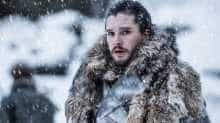Kit Harington in a still from 'Game Of Thrones'.