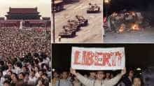 1989 Tiananmen massacre