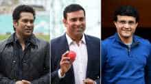 Sachin Tendulkar, Sourav Ganguly, and VVS Laxman