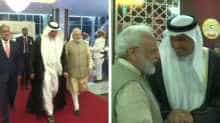 Narendra Modi in UAE
