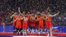 Spain win Basketball World Cup