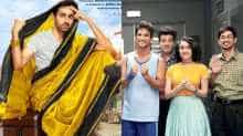 Posters of 'Dream Girl' and 'Chhichhore'