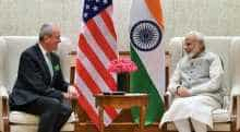Narendra Modi and Phil Murphy