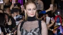 File image of Sophie Turner.