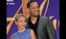 File image of Will Smith and wife Jada Pinkett