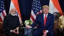 Modi-Trump bilateral meeting