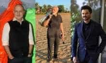 File image of Anil Kapoor, Anupam Kher and PM Narendra Modi