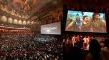 'Baahubali: The Beginning' was screened at London's historic Royal Albert Hall recently.