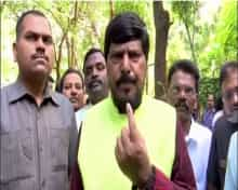 Union Minister and Republican Party of India (RPI) chief Ramdas Athawale