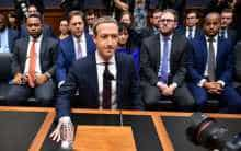 Mark Zuckerberg testifies before House Financial Services Committee