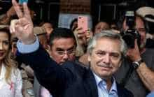 Alberto Fernandez wins Argentina general election
