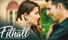 Akshay Kumar and Nupur Sanon song 'Filhall'