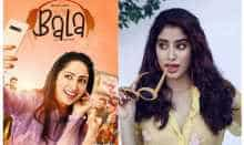 Janhvi Kapoor's compliments for 'Bala' made Yami Gautam sentimental
