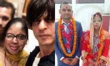 Shah Rukh Khan sends love to acid attack survivor Anupama