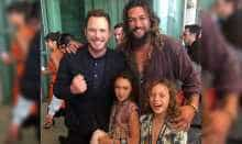 Jason Momoa apologises to Chris Pratt after criticising his use of plastic water bottles