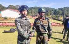 Hand-in-Hand 2019, Indo-China military exercise