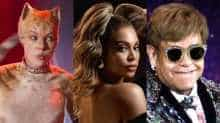 Taylor Swift, Beyonce and Elton John have been nominated in the original song category along with Kristen Anderson-Lopez