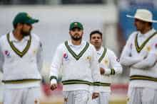 Bad light stops play in Rawalpindi Test
