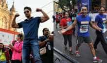 Tiger, Rahul Bose raise environmental, societal issues in Mumbai marathon