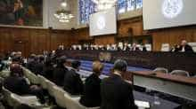 International Court of Justice (ICJ) in The Hague, Netherlands