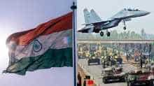 India's military might and cultural diversity at display on the 71st Republic Day Parade