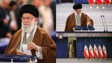 Khamenei votes