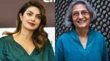 File images of Priyanka Chopra and Ma Anand Sheela