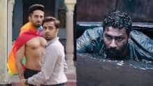 Stills from 'Shubh Mangal Zyada Saavdhan' and 'Bhoot Part One: The Haunted Ship'