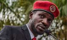 Ugandan Pop Star Bobi Wine