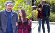 Ben Affleck, Ana de Armas in Los Angeles