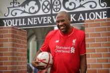 John Barnes: League title will be fantastic for Liverpool but success must not stop here