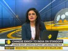 Chinese Envoy to India: We are not a threat to each other
