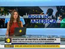 More than 4,000 protestors arrested: Curfew imposed in several US cities | George Floyd death