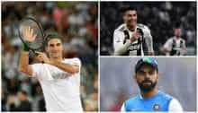 Forbes highest-paid athletes: Roger Federer edges out Cristiano Ronaldo for top spot; Virat Kohli only cricketers in the list