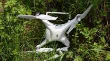 Indian quadcopter