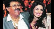 Priyanka Chopra with late father