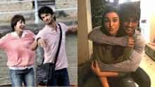 Anushka Sharma, Parinteei Chopra shared photos with Sushant Singh Rajput