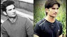 Sushant Singh Rajput and his doppelganger