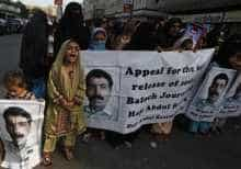 Baloch families seek answers