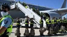 Emergency aid lands in Lebanon after Beirut blast