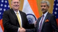 Mike Pompeo and Jaishankar