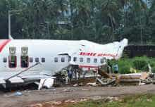 Air India flight crash
