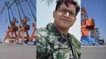 Lt Col Imran Qasim, commanding officer 27 Wing of Special Security Division (SSD)