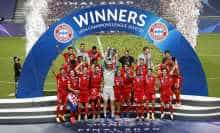 UEFA Champions League final: Bayern Munich vs PSG