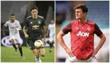 Harry Maguire and Victor Lindelof: Contrasting tales of two Manchester United defenders