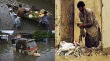 Heavy monsoon rains trigger flash floods in Afghanistan and Pakistan